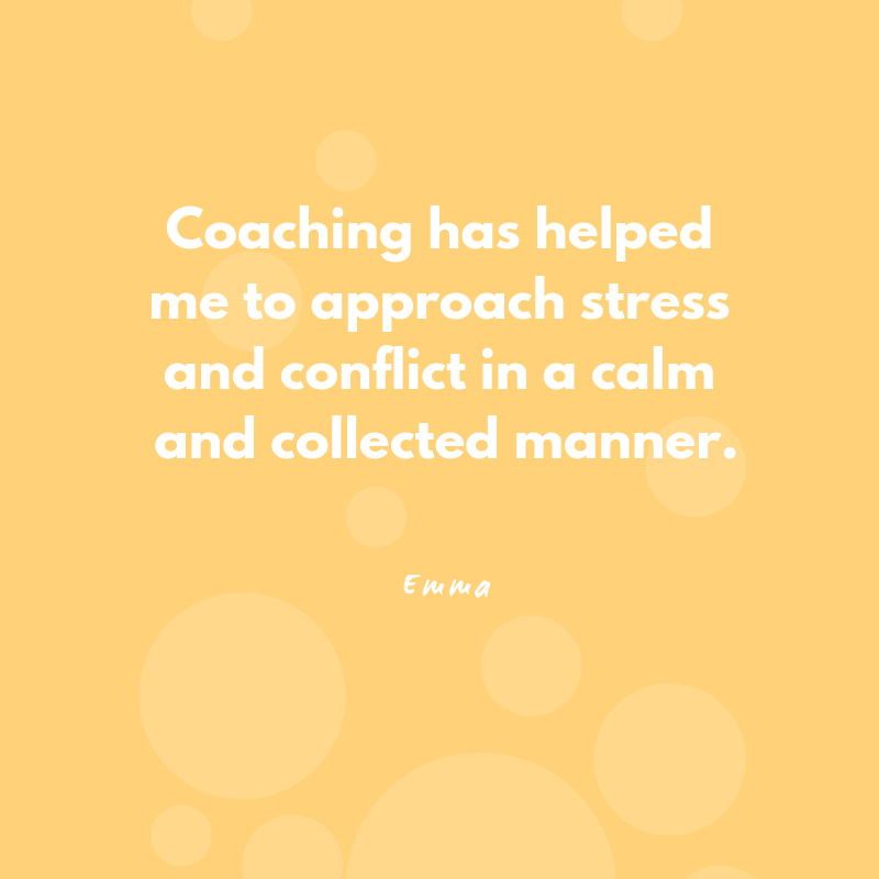 Career Coaching Testimonial