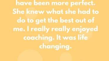 Gill Derbyshire – Career Coaching Case Study
